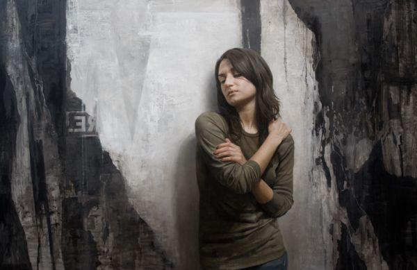 عکس هایی از نقاشی هایی شگفت انگیز برروی دیوار