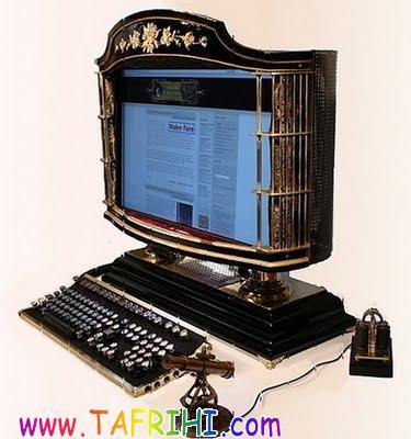 عکس: زیباترین کیسهای کامپیوتری