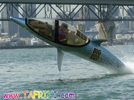 عکس: قایق های جالب