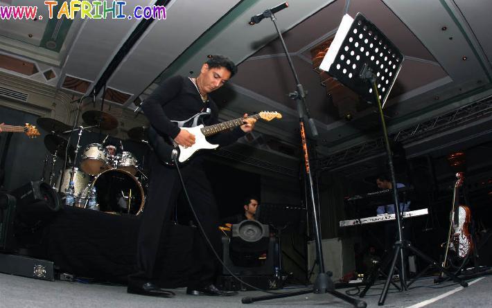 عکس هایی از شادمهر عقیلی در کنسرت روز عید فطر در دبی Tafrihi.Com