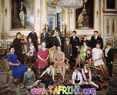 قدرت و ثروت ملکه و خاندان سلطنتی انگلیس
