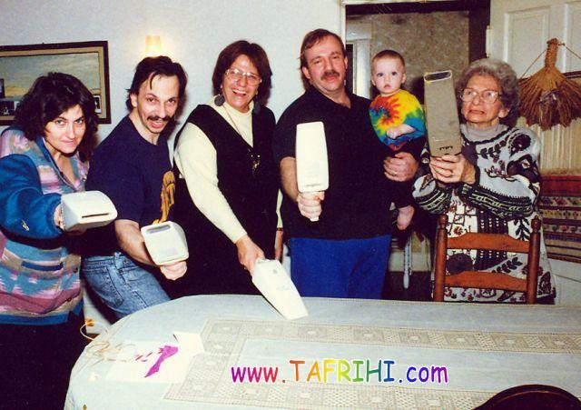 عکس های جالب خانواده گی