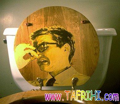عکس: توالت فرنگی های جالب