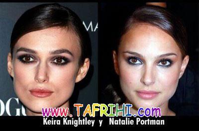 عکس: هنرپیشه هایی که دو به دو شبیه یکدیگر هستند