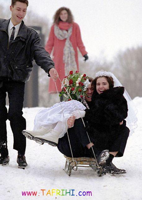 عروسی های جالب و عجیب در دنیا