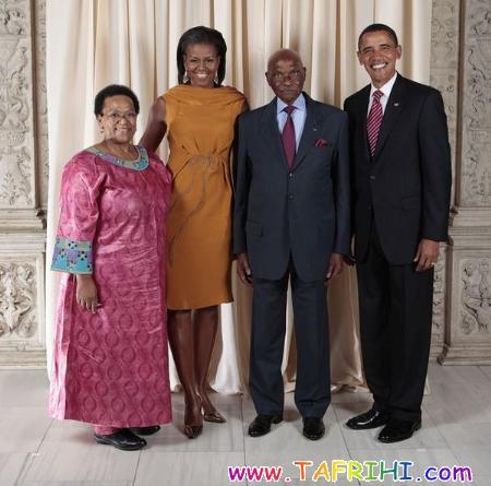 اوباما و عکس های شبیه به هم