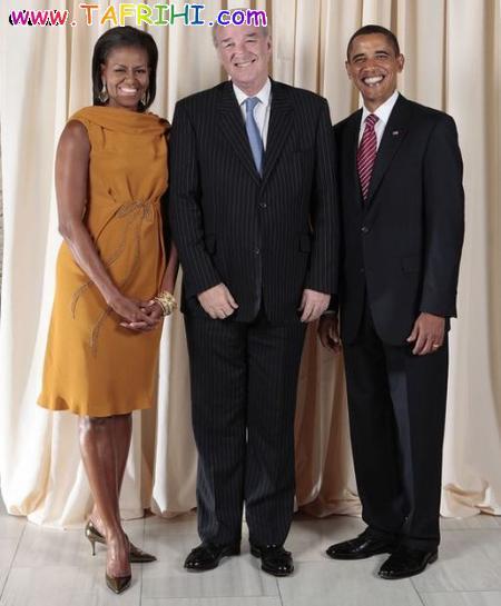 اوباما و عکس های شبیه به هم Tafrihi.Com