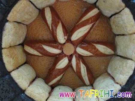 فراری فرمول ۱ ساخته شده از نان