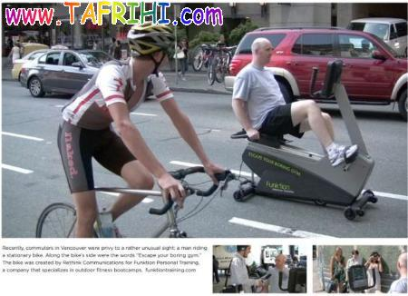 تبلیغ های ضد چاقی Tafrihi.Com