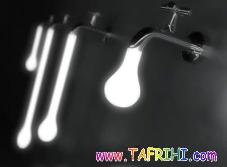 عکسهایی از چراغهای جالب
