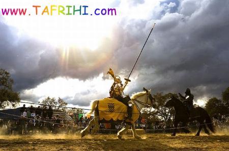 عکس: ورزش های ناشناس Tafrihi.Com