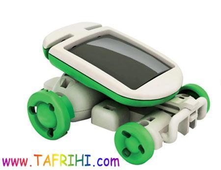 رباتی برای بچه ها