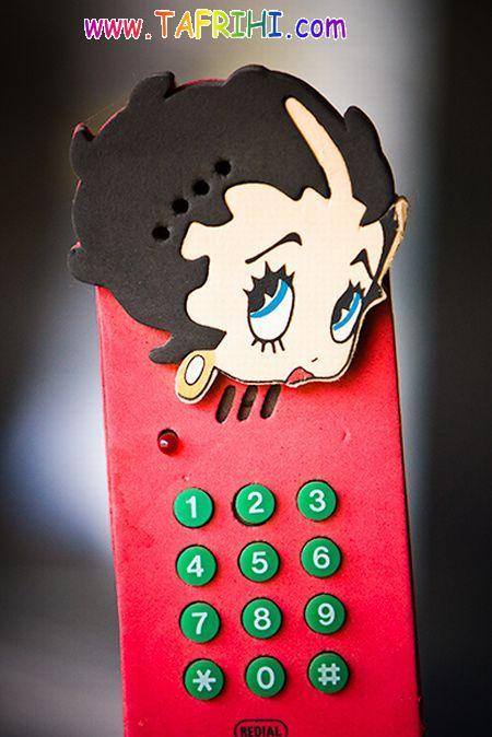 عجیب ترین گوشیهای تلفن ثابت