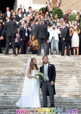 عکس عروسی توتی